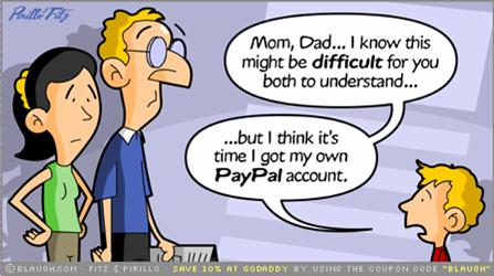 Paypalkid