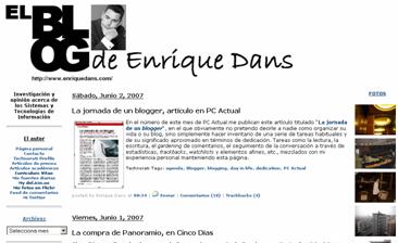 Blog old