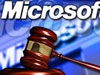 Microsoft sues