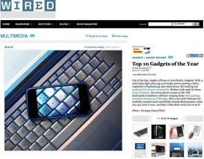 Mi foto en Wired