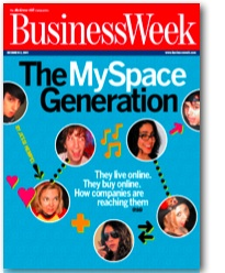 MySpace Generation - BW