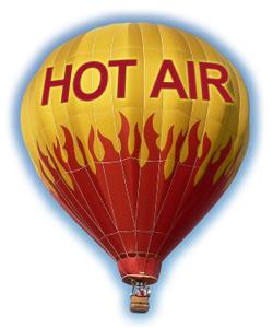 Aire calentito