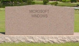 Windows Tombstone