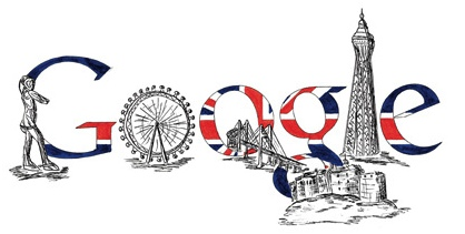 Doodle4Google Contest Winner 2006 - Catherine Chisnall (13 años)