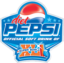 Pepsi Super Bowl Logo