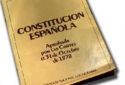 constitucion espanola