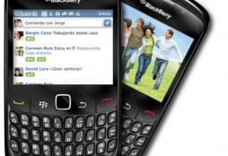 BlackBerry8520
