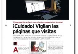 ¡Cuidado! Vigilan las páginas que visitas - PC Actual