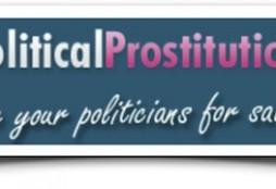 PoliticalProstitution