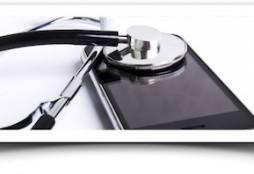 iphone y estetoscopio