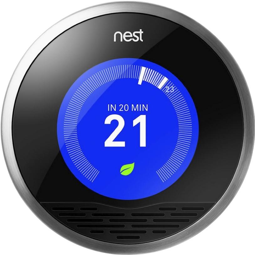 nest el termostato inteligente enrique dans