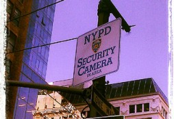 NYPD Security camera