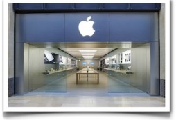 Apple Store Cambridge UK