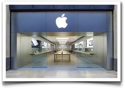 Apple Store Cambridge UK
