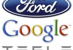 Ford Google Tesla
