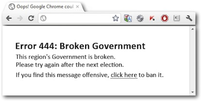 brokengovernment