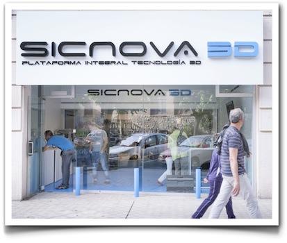 SICNOVA3D