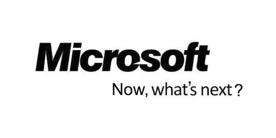Microsoft whatsnext