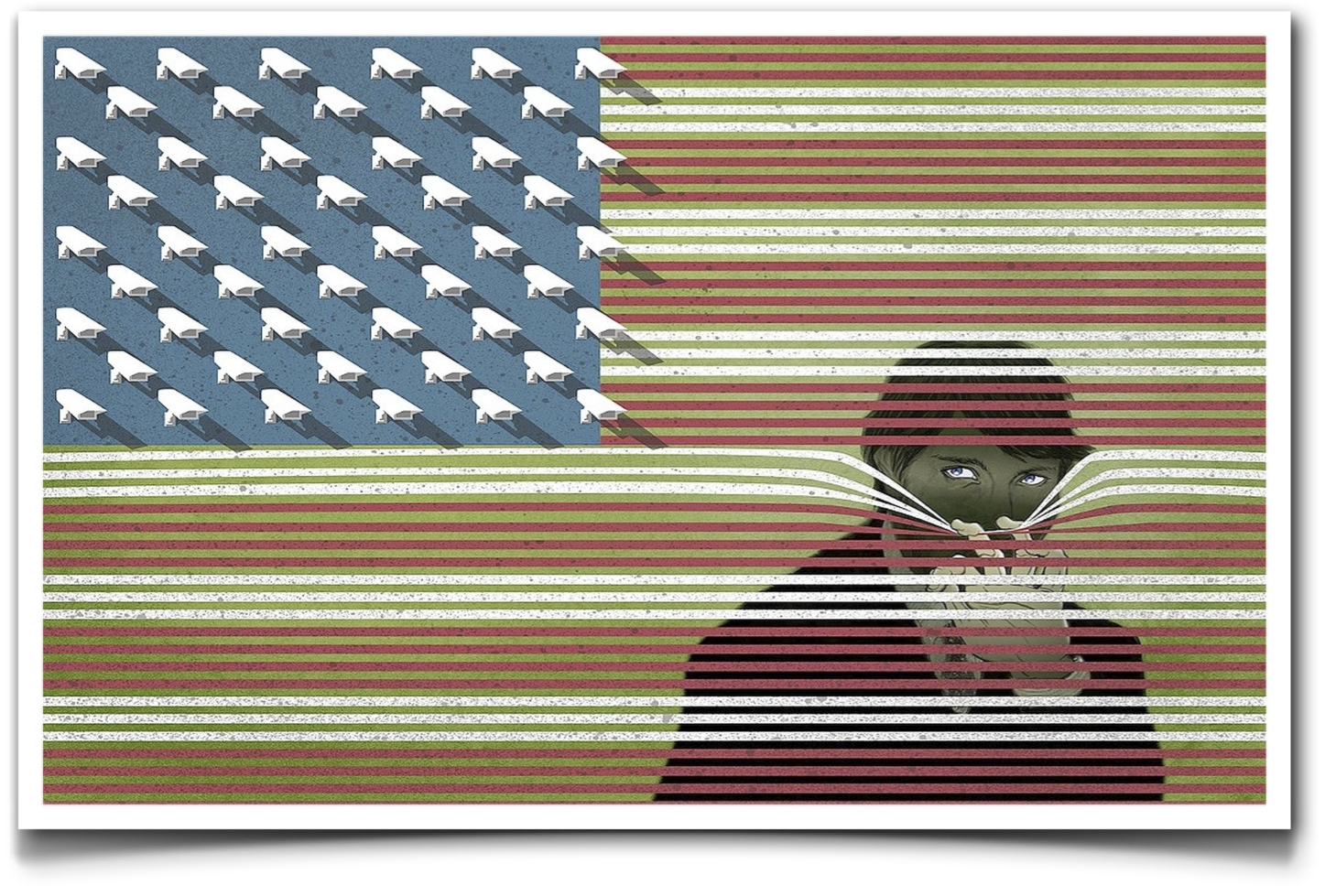 Surveillance 2010 by Will Varner - My Modern Met