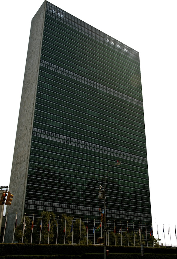UN building in NYC (Photo: E. Dans)