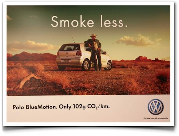 Brandjacking - Volkswagen (2006)