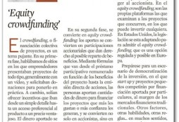Equity crowdfunding - Expansion