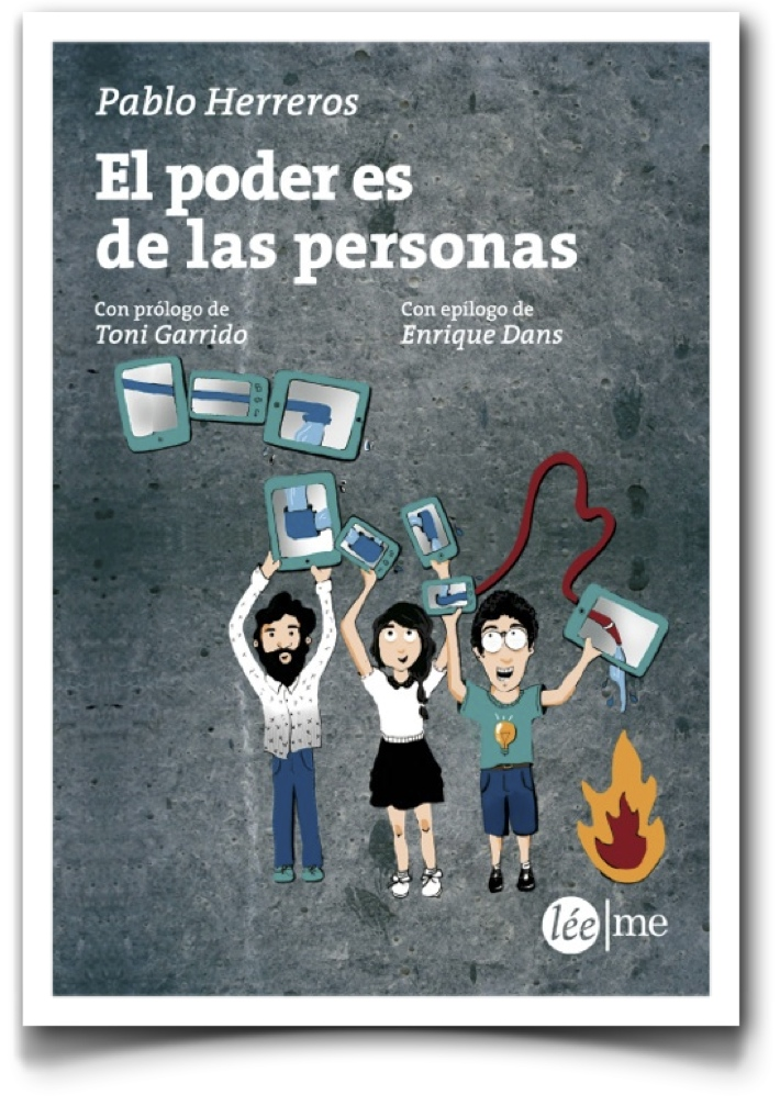 El poder es de las personas, de Pablo Herreros