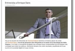 Entrevista - Tecnocarreteras