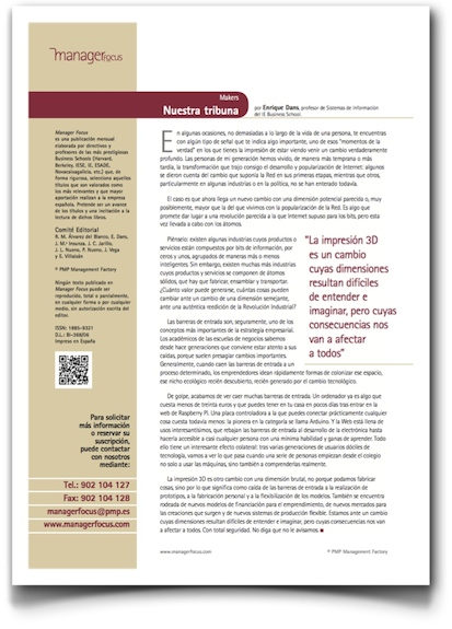 Makers - Tribuna Manager Focus (pdf, haz clic para leerla en un tamaño cómodo)