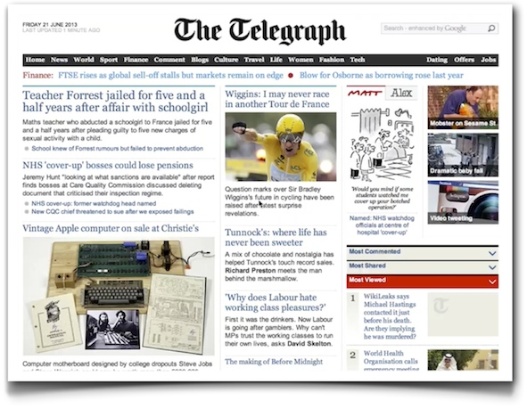 TheTelegraph - NativeAd