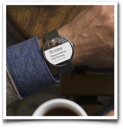 Motorola smartwatch 2014