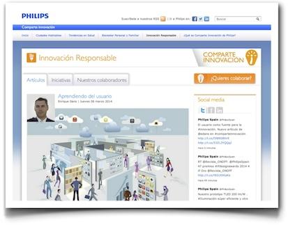 Aprendiendo del usuario - Philips Comparte innovación