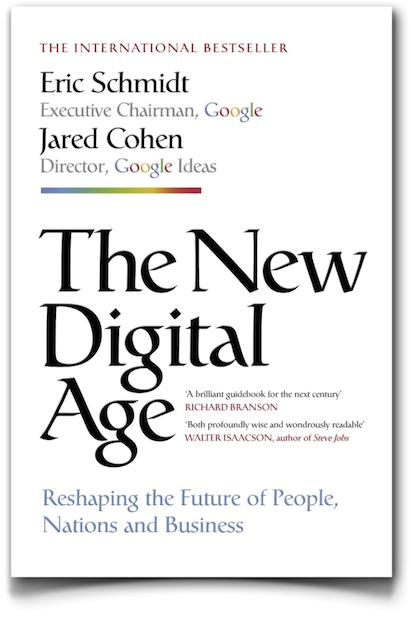 The New Digital Age (Eric Schmidt, Jared Cohen) - Amazon.es
