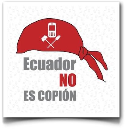 Ecuador no es copión