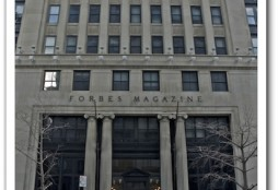 Forbes building NYC