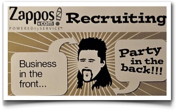 Zappos recruiting