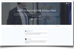 Storify-ieLIVEclass