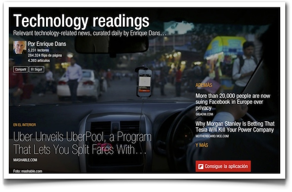 Technology Readings - Enrique Dans