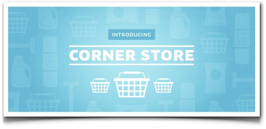 Uber Corner Store