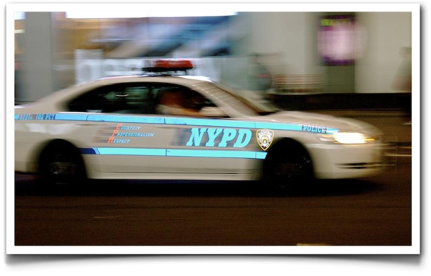 NYPD (IMAGE: EDans)