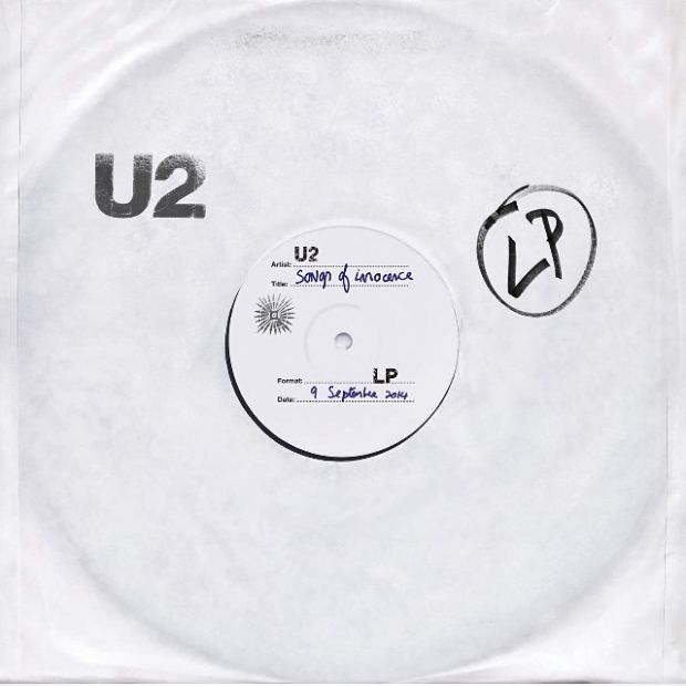 Songs of innocence - U2