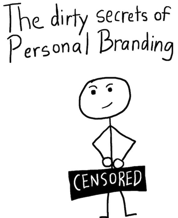 Personal branding (IMAGE: Jay Dolan)