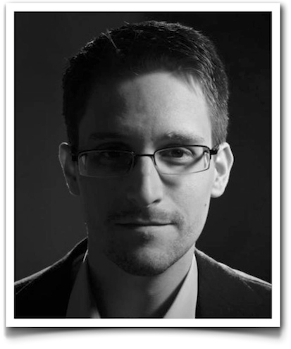 Edward Snowden (Freedom of the Press Foundation)