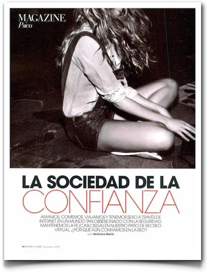 La sociedad de la confianza - Marie Claire (pdf)