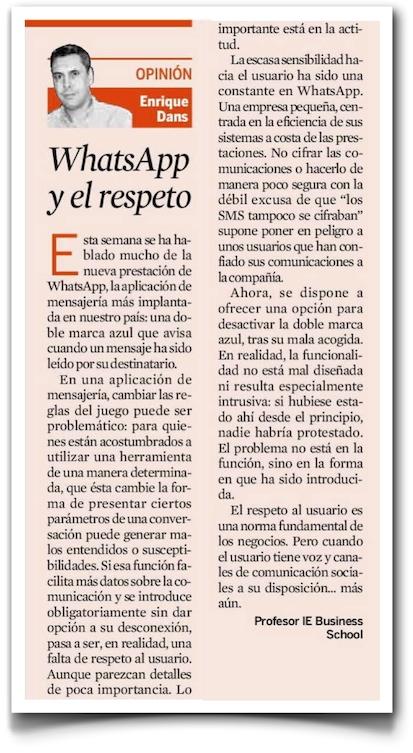WhatsApp y el respeto - Expansión (pdf)