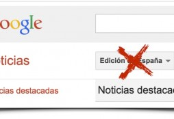 Google News Spain gone