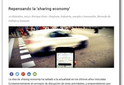 Sharing economy - Voces Economicas