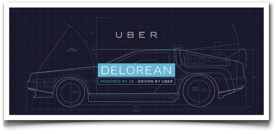 Uber - Back to the future
