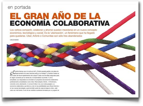 El gran año de la economía colaborativa - El Economista