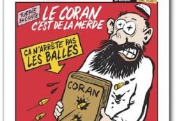 Charlie Hebdo - Muhammad cover